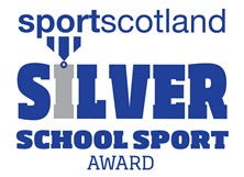 SportsScotland Sliver Award  Icon